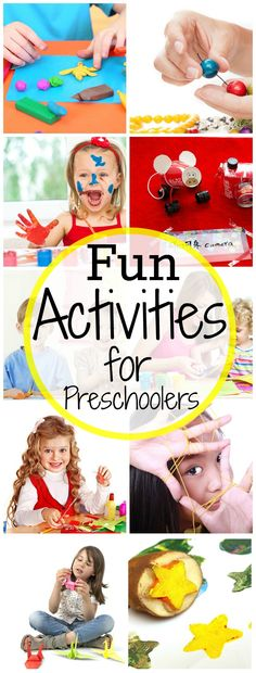 Top 10 Arts And Craft Activities For Preschoolers: There are some great ways to keep your little one engaged indoors during the daytime.We bring to you the top 10 art and craft activities for preschoolers that will surely keep your little kid busy during the vacation.