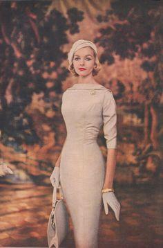 R&K Originals 1958 - Landlikes Sites Vintage Fashion 1950s, Vintage Mode, Vintage Couture, Vintage Style, 1950 Style, 1950s Fashion Women, Vintage Hats, Victorian Fashion, Retro Style