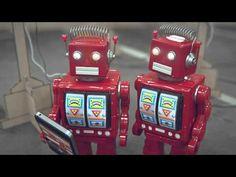 A short film that pokes fun at technology culture Disney Pixar, Jobs Australia, Sci Fi Shorts, Parody Videos, Japanese Robot, Movie Talk, Film D'animation, Used Iphone, Animation Film