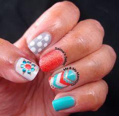 THURSDAY, 24 APRIL 2014  My Manicure: Elementary, My Dear Readers