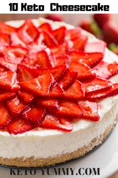 10 Keto Cheesecake are really yummy and delicious  for sure you´ll love it! #ketocheesecake #cheesecake #ketorecipes #ketofood #ketodelicous #ketodesserts #ketocake