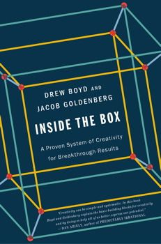 Inside the Box, by Drew Boyd and Jacob Goldenberg