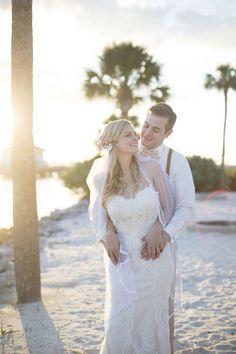 Charleston Harbor Resort & Marina Wedding by Ava Moore Photography