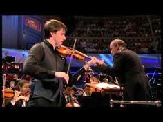 Tchaikovsky - Violin Concerto ....National Youth Orchestra of the United States of America conducted by Valery Gergiev - Joshua Bell, violin.