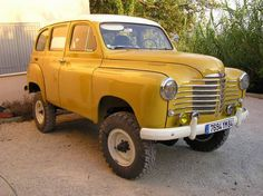 Renault Colorale  4x4