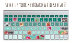 Keyboard Stickers for Laptops and Extended Keyboards | kidecals