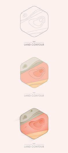 The Land Contour by Yoga Perdana.