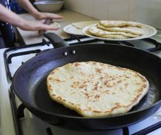 Griddle Pan, Naan, Curry, Food And Drink, Cooking, Recipes, Kitchen, Curries, Grill Pan