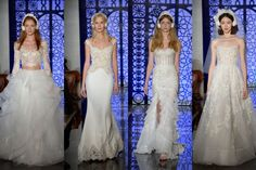 NY Bridal Week | Reem Acra Fall 2016