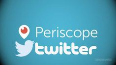Twitter üzerinden 'Periscope' canlı yayın dönemi başladı