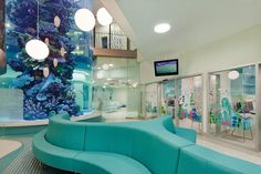 The Royal Childrens Hospital, Melbourne Healthcare Design Billard Leece Partnership, Bates Smart Architects