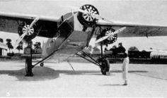 fokker f xx | Fokker F. XVIII