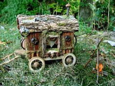 Fairy Travelers Caravan via pandorajane on Etsy