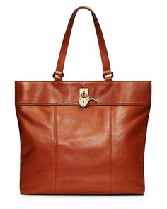 Robertson Leather Tote Bag - Jetsetter - Juicy Couture