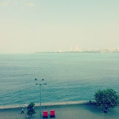 The beautiful Arabian Sea | Image Courtesy: Cindy