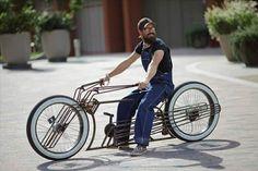 Beach Cruiser Bikes, Cruiser Bicycle, Custom Cycles, Custom Bikes, Cool Bicycles, Cool Bikes, Bmx, Build A Bike, Motorised Bike