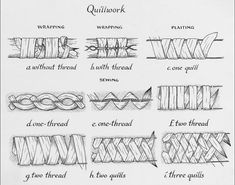 Elements: How Quillwork Is Done Native Beadwork, Native American Beadwork, Native American Fashion, Native American Art, American Indian Crafts, Hawaiian Crafts, Native Wears, Native Design, Nativity Crafts