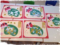 1歳さん工作クラスは、ししまいと羊! の画像 Children's Discovery Place幼児教室~Make, Play and Learn~