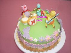 """Big Bugs Band"" from Baby Tv-by ""Dream cakes by chaplin""..."