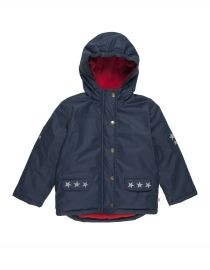 #Frugi #Explorer #Coat: Navy  #HerbertandStella #kidsclothing #Yorkshire #boutique #shop #AW14