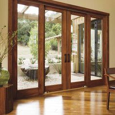 Sliding French Doors Patio - Enjoy outdoor living and produce a soothing atmosphere with patio ideas that are really innov Interior Sliding French Doors, Wooden Sliding Doors, Glass French Doors, Interior Barn Doors, Exterior French Doors, Sliding Glass Patio Doors, Exterior Sliding Doors, French Windows, French Patio