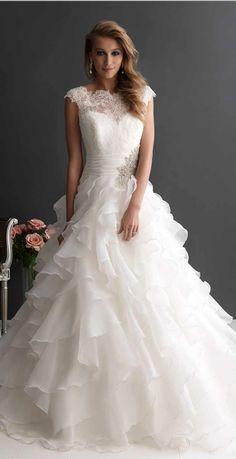 wedding dress wedding dresses | love the princess wedding dresses like this