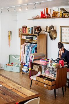 Electric Blanket store, Mission, San Francisco via @sfgirlbybay / victoria smith / victoria smith / victoria smith: