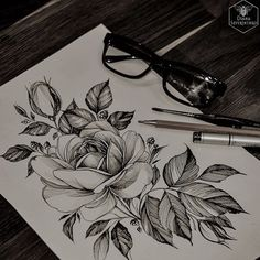 Artist: @dianaseverinenko  To submit your work to the page use the tag #blacktattooart And do not forget to share the page!