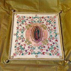 "Palia de Fiesta ""Virgen de Guadalupe"""