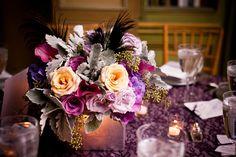Romantic, refined, and elegant