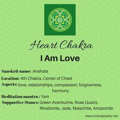 Heart Chakra (Anahata) meditation and healing tips!