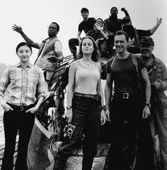 Cast of King Kong Skull Island