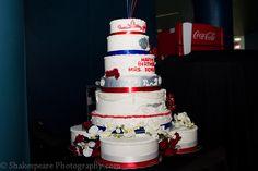 Phyllis Schlafly's 88th birthday cake.