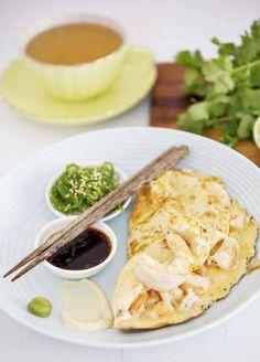 #ClippedOnIssuu from yum. gluten free magazine Spring 2013 Japanese Style Prawn Omelette
