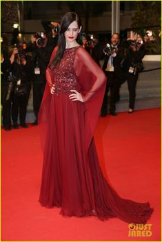 Eva Green Switches From Pants to Gown for 'The Salvation' Cannes Events! | eva green the salvation cannes film festival 10 - Photo