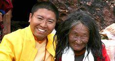 Tsoknyi Rinpoche and Mingyur Yogini