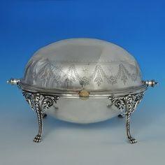 interior design musings: Silver