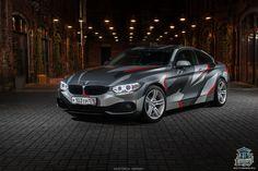 Camouflage BMW 4
