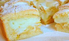 31 Ideas For Cheese Cake Rezept Kochen Hungarian Recipes, Russian Recipes, Cheesesteak Recipe, Russian Desserts, Apple Desserts, Seafood Dishes, International Recipes, Relleno, Tasty Dishes