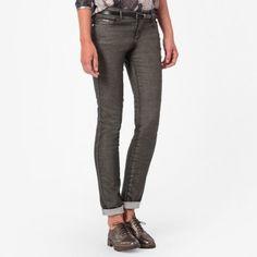 Pantalon slim pailleté, Pantalons et jeans One Step