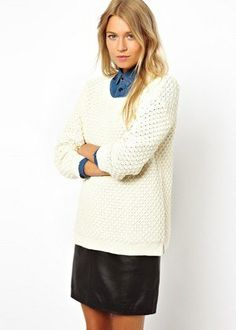 oversized slouch