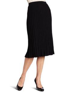 Jones New York Women's Long Pleated Skirt