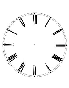 Free Clock Face Images