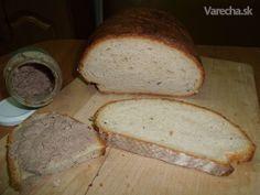 Domáca paštéta-kuraco-bravčovo-mäsová-ponorným mixérom (fotorecept)