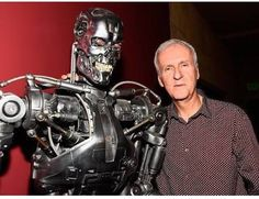 #JamesCameron is returning to #TheTerminator franchise.! He is outlining plans to give us a full conclusion to the humans vs #Skynet story! He will be overseeing a new series of #Terminator movies in 2019 (when he officially regains the rights to the movie because legal jargon and lawyers and stuff) with #Deadpool' #TimMiller slated to direct the first robot reboot. #ManvsMachine