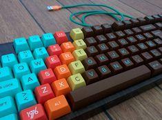 1976 keycaps. Mechanical Keyboard.