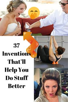 37 Inventions That'll Help You Do Stuff Better Apple Cider Vinegar For Skin, Workout Regimen, Inventions, Everything, Stuff To Do, Health Fitness, Wellness, Motivation, Amazing
