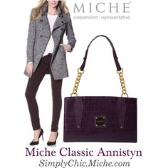 Miche Classic Annistyn New, October 2013 $29.95 http://www.simplychicforyou.com/