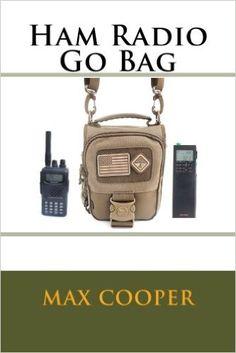 Ham Radio Go Bag Book - Emergency Communication - Affiliate