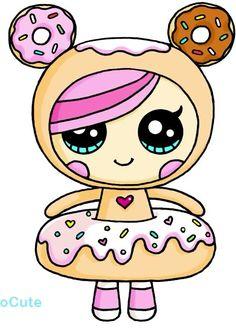TokiDoki : Donutella